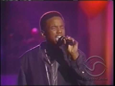 Tevin Campbell 'Can We Talk' (Arsenio Hall, 1993)