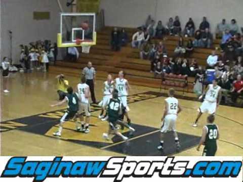 Bay City Western vs Freeland Boys Varsity Basketball