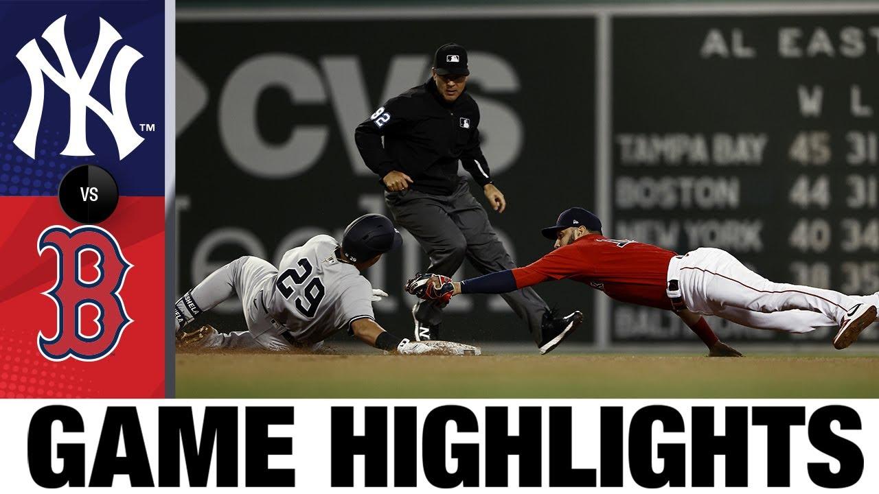 Download Yankees vs. Red Sox Game Highlights (6/25/21) | MLB Highlights