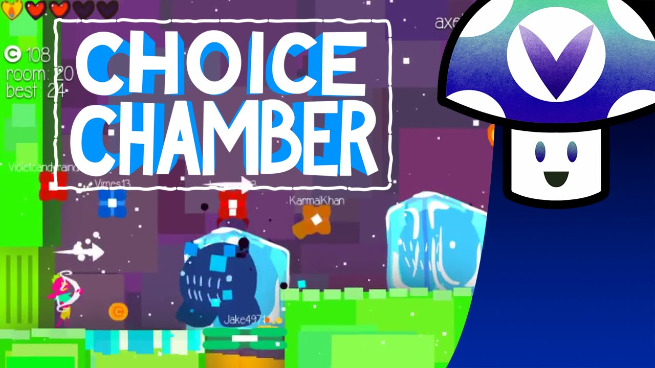 how to make a choice chamber
