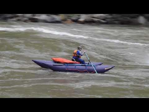 May 12, 2018 Salmon River Raft Trip