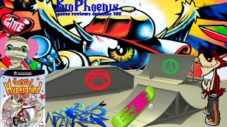 BioPhoenix Game Reviews: Go Go Hypergrind (GameCube)