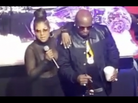 """Birdman """"Gets A Kiss From Toni Braxton Leaves With Her In $3M Bugatti"""""""