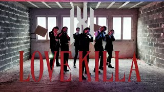 MONSTA X (몬스타엑스) - 'Love Killa' Dance Cover from Fra…