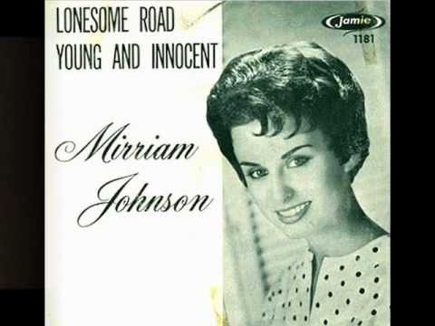 Mirriam Johnson  Lonesome Road 1961