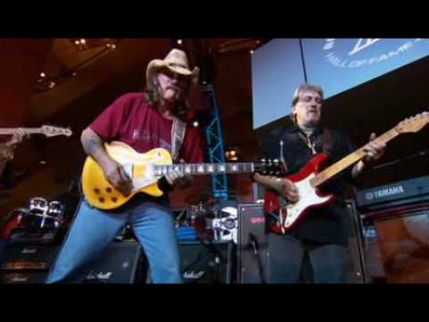 Ramblin' Man LIVE at the Rock and Roll Hall of Fame