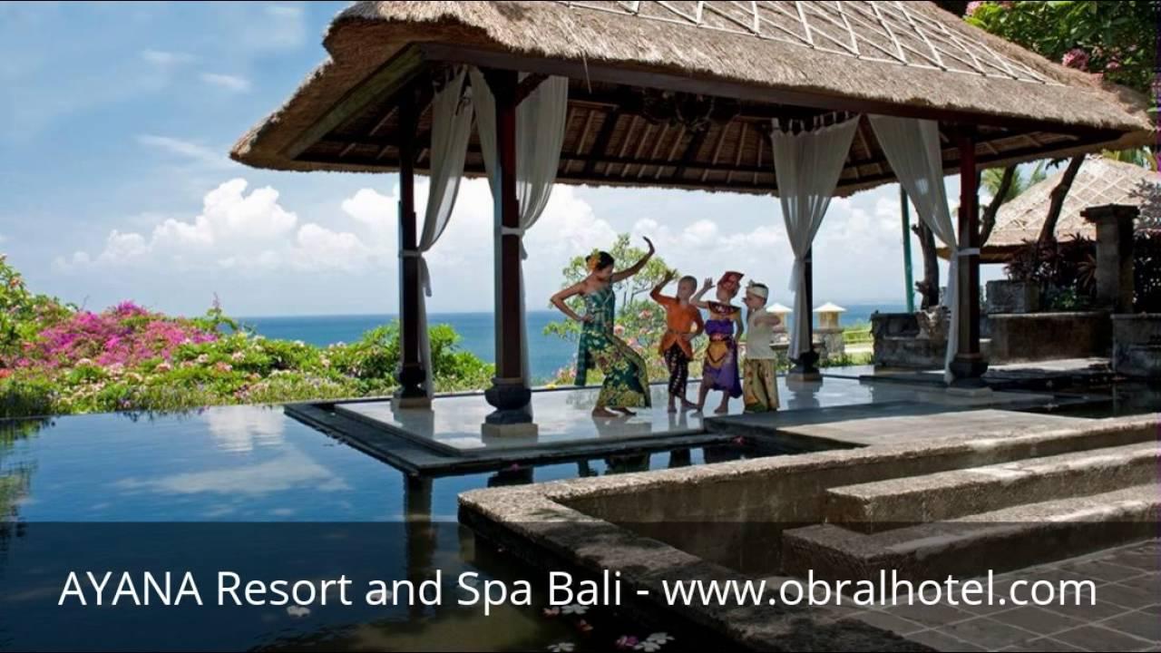 AYANA Resort And Spa Hotel Dekat Pantai Di Bali
