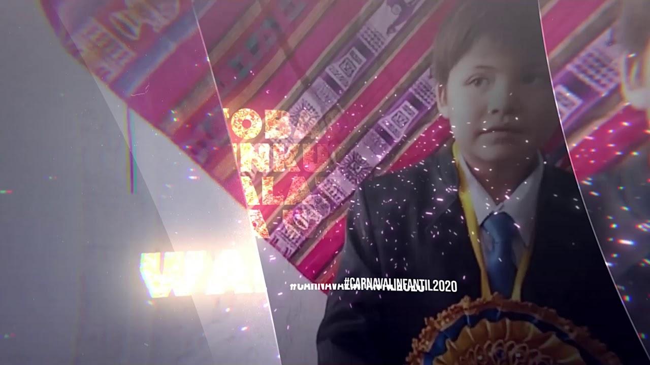 "Video Promoción ""Carnaval Infantil"""