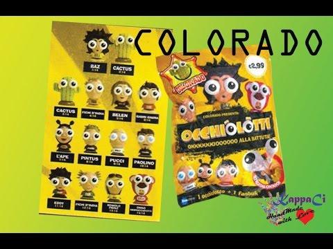 Blind Bag Edicola #5 | Occhiolotti Colorado || KappaCi ||| italiano