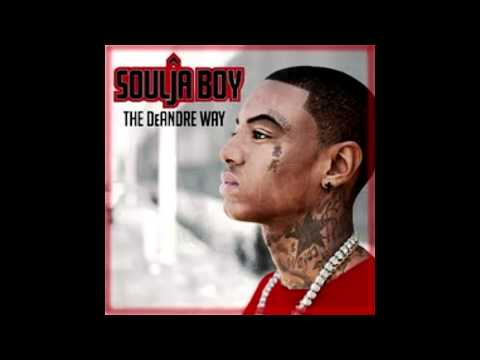 Soulja Boy - TouchDown - HQ - Mastered [ The DeAndre Way Album ]