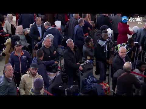Le personnel navigant commercial d'Air Algérie entame une  grève ouverte