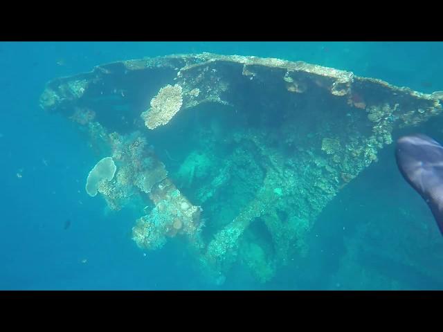INDONESIA - USS Liberty Snorkeling, Bali