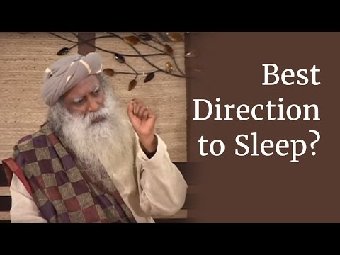 What is the Best Direction and Position to Sleep In?