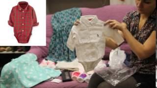 Обзор покупок из США - детские вещи, косметика, одежда(, 2015-03-09T09:12:21.000Z)
