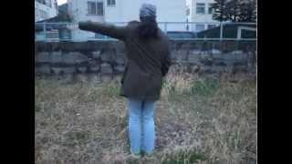 2012年12月29日の眞島竜男の踊り.