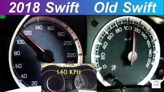2018 Swift 1.3 vs Old Swift | 0-100 Acceleration 140+ | 2018 Swift load test attempts