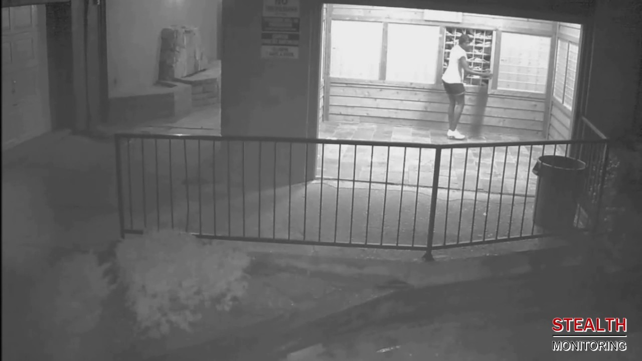 Morning Mail Thief is Sent to Jail - Apartment Security