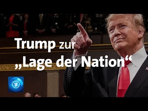 "Analyse: Trump zur ""Lage der Nation"""