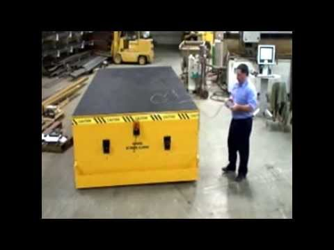Titan Transporter 3012: 90,000 lb Capacity