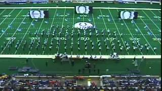 "Castle Marching Knights 2002 ""Synergy Of The Human Spirit - Mind, Body, Spirit, Celebration"""