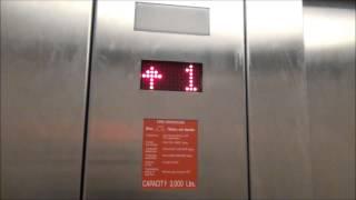Kiekhaefer/Schindler Hydraulic Elevator - UWS Old Main Campus - Superior, Wisconsin