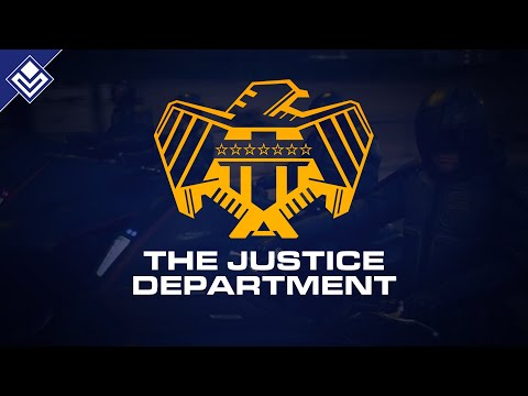 The Justice Department | Judge Dredd