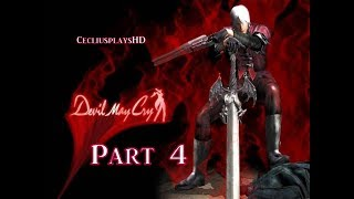 Devil May Cry 1 PS4 Remastered Gameplay Walkthrough Playthrough (Full Game) part 4
