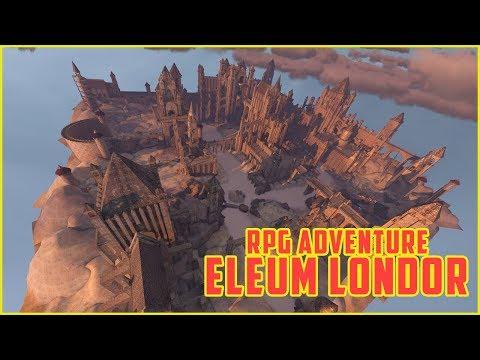RPG Adventures S2EP01 - Eleum Londor