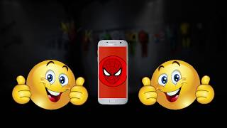 Phones Spiderman Talking Tom Paw Patrol Finger Family Colors Learn