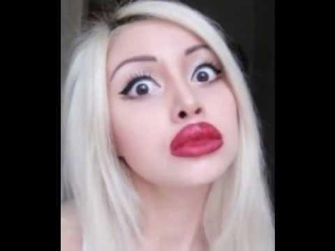 gets Russian facial girl