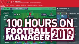 WHAT I HAVE LEARNED AFTER 100 HOURS ON FOOTBALL MANAGER