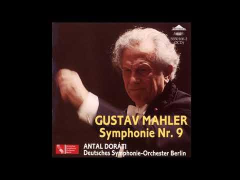 Mahler - Symphony No.9 (DSO Berlin - Dorati)