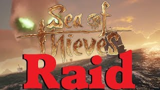 Sea of Thieves Fortress Raid