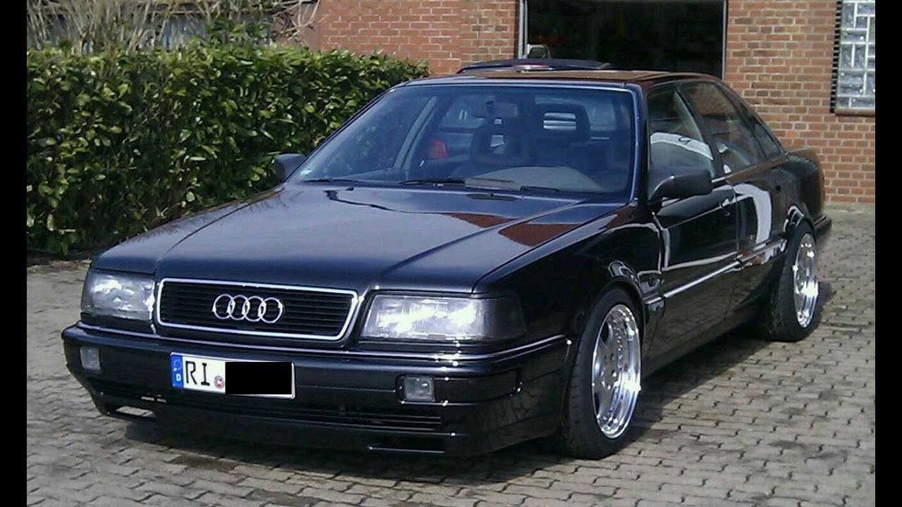 Audi V8 D11 Youtube