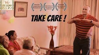 Award Winning Hindi Short Film | Touching Story Of Father & Son  | Take Care | Six Sigma Films