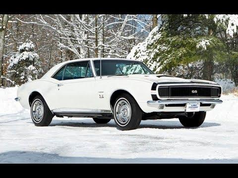 1967 Chevrolet Camaro >> 1967 Chevrolet Yenko Super Camaro 450 $350,000 SOLD! - YouTube