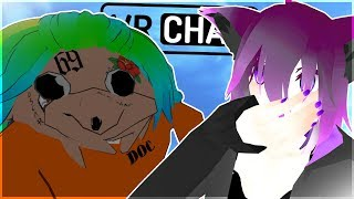 [VRChat] HILARIOUS 6IX9INE KNUCKLES + NEW HORROR WORLD! (Funny Moments!)