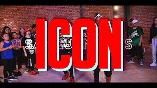 DJ LILMAN - ICON | Choreography SayQuon Keys