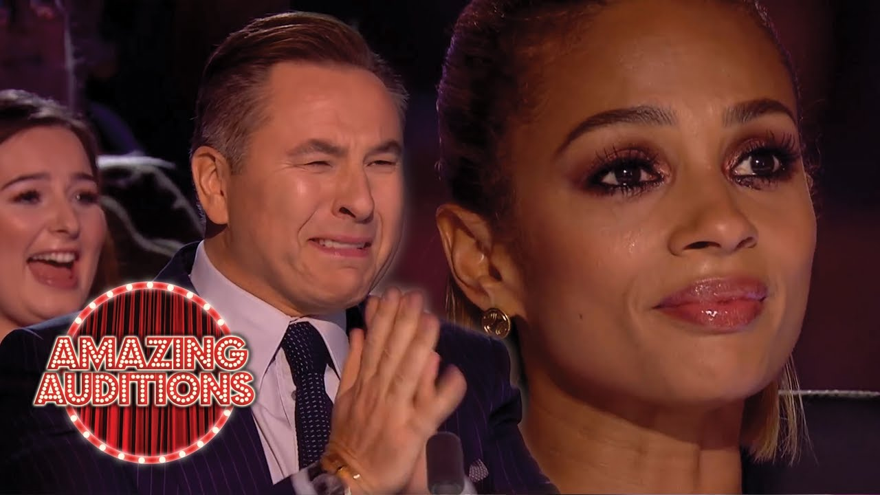 Kid Auditions That Will Make You CRY Britain's Got Talent Edition   Amazing Auditions