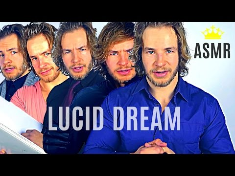★ Lucid Dream Experiment -  ASMR ★