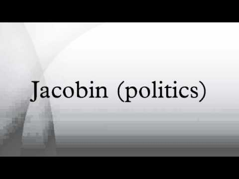 Jacobin (politics)