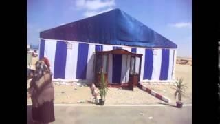 قناة السويس الجديدة : الخيمة الرئاسية التى يرفضها السيسي
