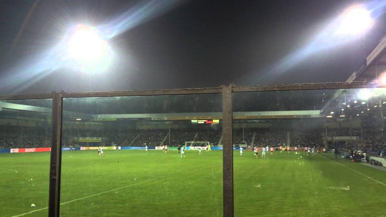Brabantse Nachten Zijn Lang : De Graafschap-PSV : 31/10