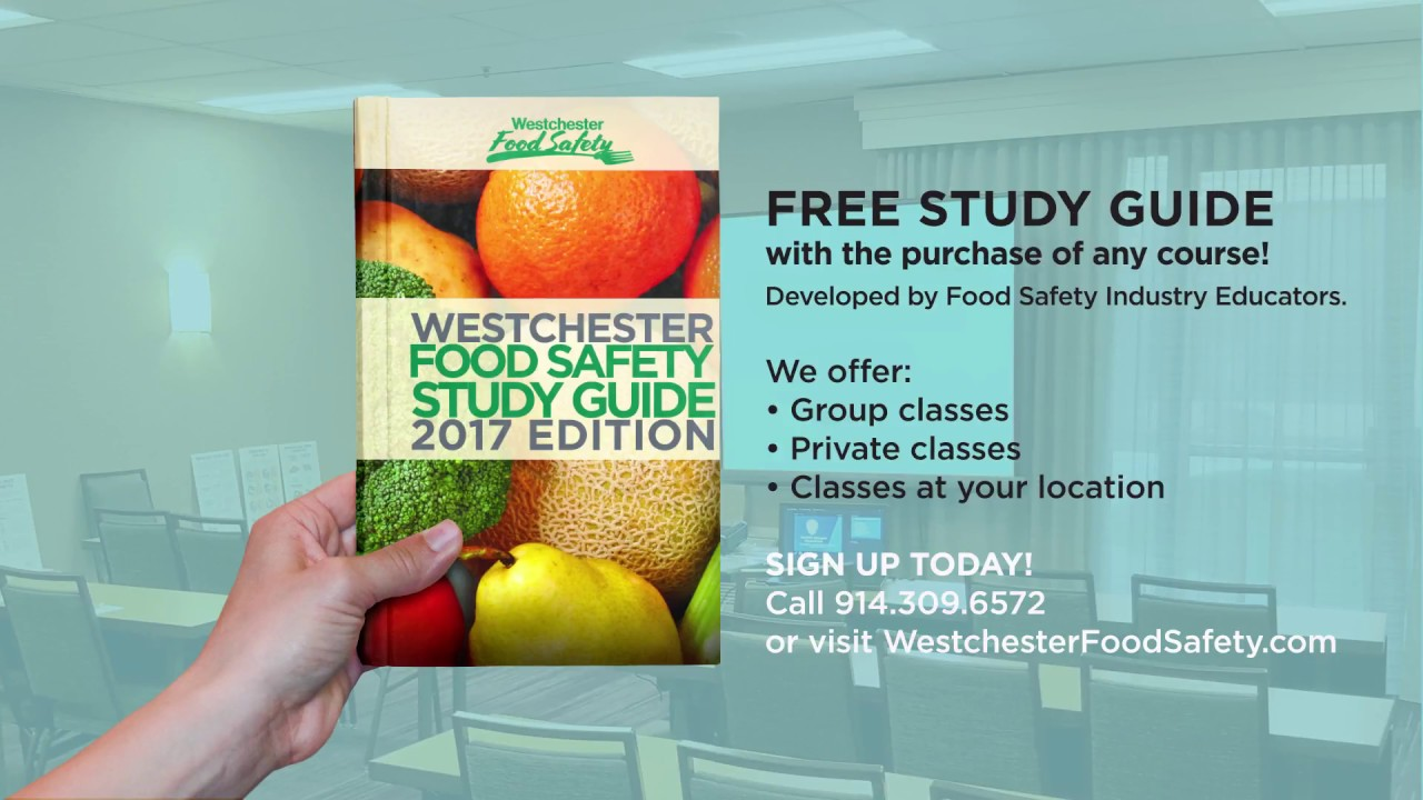 Free servsafe study guide westchester county food safety food free servsafe study guide westchester county food safety food managers safety certification xflitez Gallery