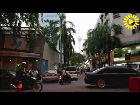 Malaysia: Teil 1: Kuala Lumpur