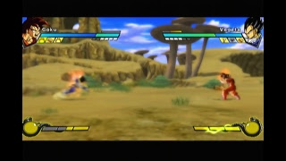 Dragon Ball Z Burst Limit (Longplay) (PS3)