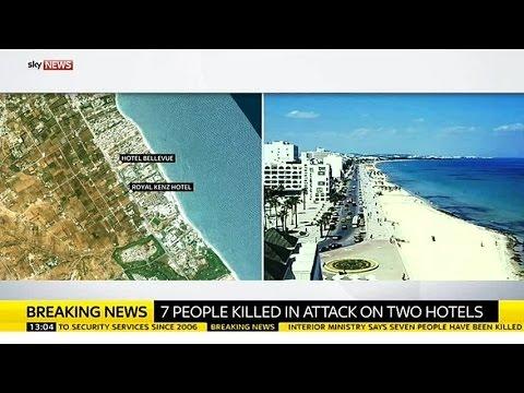 British Tourist Describes Tunisia Terror Attack