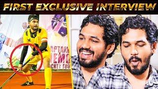Natpe Thunai Hockey Scene Making - Hip Hop Tamizha Adhi Reveals | RS 148