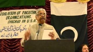 Youm-e-Pakistan Celebrate in Chicago, Raheed Shaikh Potery