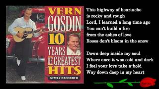 Vern Gosdin ~  Way Down Deep YouTube Videos